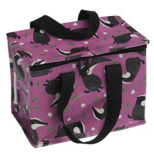 Obedová taška Rex London Mr. Badger - zdravy desiatovy box - nezavadny desiatovy box do školy - desiatový box - plastové krabičky na potraviny - desiatový box pre deti - bento box - desiatove boxy na jedlo - krabičky na jedlo - obaly na jedlo - čo na desiatu do školy - desiata pre školáka - čo deťom na desiatu do školy