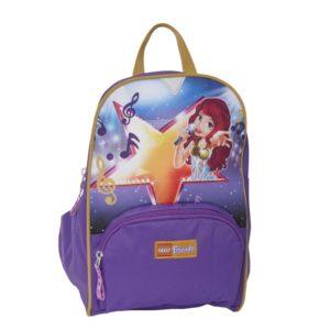 Detský batoh LEGO® Friends Popstar Junior detský ruksak- detský batoh- batoh na krúžky- malý detský batoh- malý detský ruksak- ruksak pre predškolákov- ruksačik- batôžok pre predškoláka- batoh pre škôlkara