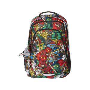 Detský batoh LEGO® Ninjago Comic Zero detský ruksak- detský batoh- batoh na krúžky- malý detský batoh- malý detský ruksak- ruksak pre predškolákov- ruksačik- batôžok pre predškoláka- batoh pre škôlkara