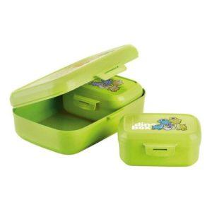 zelená - zdravy desiatovy box - nezavadny desiatovy box do školy - desiatový box - plastové krabičky na potraviny - desiatový box pre deti - bento box - desiatove boxy na jedlo - krabičky na jedlo - obaly na jedlo - čo na desiatu do školy - desiata pre školáka - čo deťom na desiatu do školy