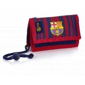ASTRA - Peňaženka na krk FC Barcelona FC-180 - školské pomôcky  - peračník FC Barcelona - stojan na ceruzky FC Barcelona - školská aktovka FC Barcelona - vrecko na brezúvky FC Barcelona - batoh FC Barcelona - školské pomôcky pre futbalového fanúšika FC Barcelona