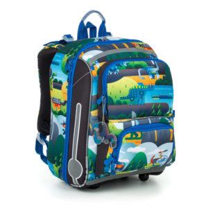 Školské tašky pre prvákov - chlapčenské
