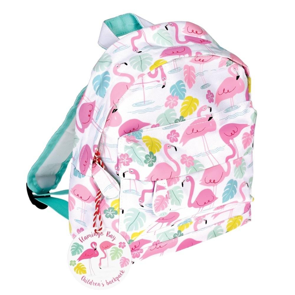 6c3ba230ec Detský batoh Rex London Flamingo Bay detský ruksak- detský batoh- batoh na  krúžky-