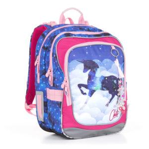Školské tašky pre prvákov - dievčenské
