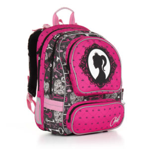 Školské tašky pre 1. stupeň - dievčenské