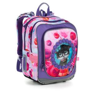 Školské tašky pre prvákov - všetky motívy