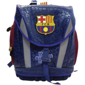 EUROCOM - Študentský batoh FC Barcelona - školské pomôcky  - peračník FC Barcelona - stojan na ceruzky FC Barcelona - školská aktovka FC Barcelona - vrecko na brezúvky FC Barcelona - batoh FC Barcelona - školské pomôcky pre futbalového fanúšika FC Barcelona