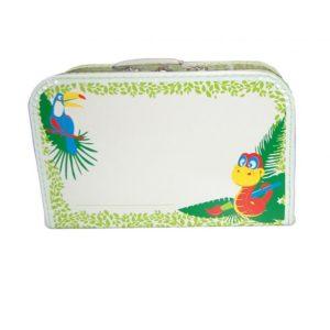 Kufrík na výtvarné potreby - Kufrík do školy - KAZETO - Kufrík 35cm maľovací