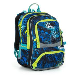 Školské tašky pre 1. stupeň - chlapčenské