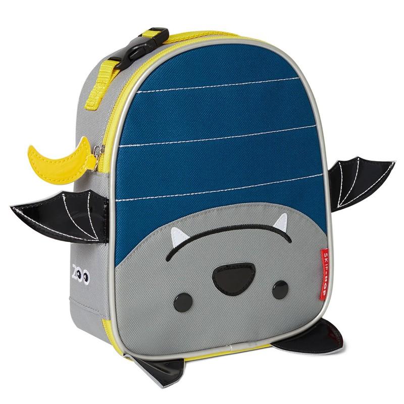 d48134f706 SKIP HOP - Zoo batôžtek desiatový - Netopier 3+ detský ruksak- detský batoh-