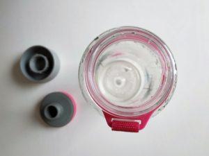 fľaša na vodu, fľaša equa, sklenená fľaša equa, fľaša na vodu pre deti