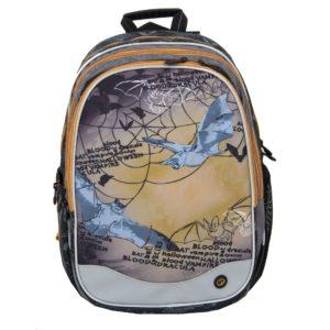 Bagmaster EV07 0115 B - školské tašky pre prvákov -  školské aktovky pre prvákov -  školská taška pre prváka -  školské potreby pre prváka -  aktovky pre prvákov -  školské batohy pre prvákov