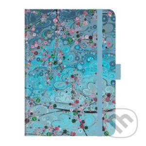 Zápisník Sky - zápisník - diár - zápisníček - zošitok - zápisník santoro - zápisník aneke - darček k meninám - učiteľský zápisník - denník