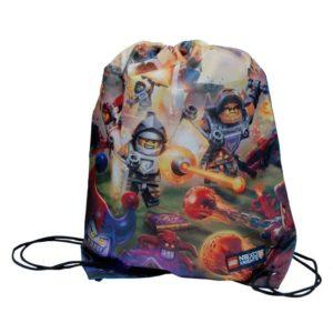 d7fbfda75 LEGO BAGS – Vrecko na prezúvky LEGO NEXO KNIGHTS Easy. Kde vyberiem? » ASTRA  - Vak na chrbát Head HD-125 ...