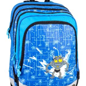 9182244dd7 Bagmaster S1A 0114 C - školské tašky pre prvákov - školské aktovky pre  prvákov - školská