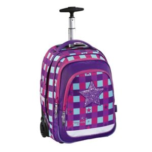 Školská taška na kolieskach