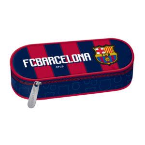 ARSUNA - Puzdro na ceruzky - oválne FC Barcelona - školské pomôcky  - peračník FC Barcelona - stojan na ceruzky FC Barcelona - školská aktovka FC Barcelona - vrecko na brezúvky FC Barcelona - batoh FC Barcelona - školské pomôcky pre futbalového fanúšika FC Barcelona