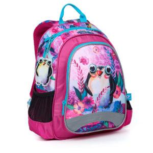 Detský batoh Topgal SISI 19022 G detský ruksak- detský batoh- batoh na krúžky- malý detský batoh- malý detský ruksak- ruksak pre predškolákov- ruksačik- batôžok pre predškoláka- batoh pre škôlkara