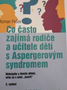 Co často zajímá rodiče a učitele dětí s Aspergerovým syndromem, aspergerov syndrom knihy