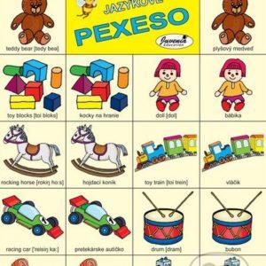 Jazykové pexeso: Toys / Hračky -  jazykové pexeso -  pexeso angličtina -  pexeso nemčina -  pexeso na učenie cudzích jazykov -  ako deti učiť cudzie jazyky -  ako deti učiť slovíčka v cudzích jazykoch