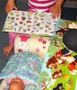 čítanie s deťmi