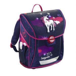 Hama Baggymax – 3-dielna súprava Fabby Jednorožec - školské tašky pre prvákov sety -  školské aktovky pre prvákov sety -  školská taška pre prváka set -  školské potreby pre prváka -  aktovky pre prvákov -  školské batohy pre prvákov