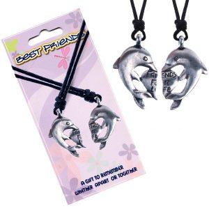 Šnúrkové náhrdelníky
