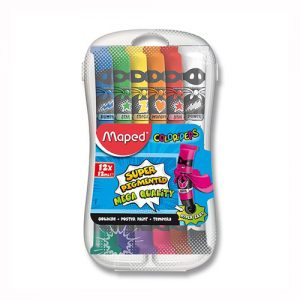 MAPED - Temperové farby MAPED Paint
