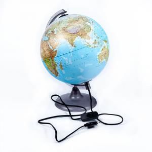 Glóbus svietiaci A++ 25 cm - globus - glóbus - svietiaci glóbus - mapy pre deti - globus pre deti - globus lampa - lampa globus
